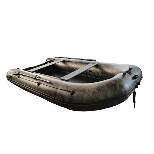 Schlauchboot BIG CATCH 330 Dark-Camouflage Aluboden